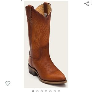 """Frye """"Billy"""" Pull On Cowboy Boot"""